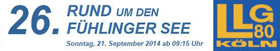 PSD Bank Köln Lauf Cup 2014