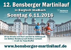 Bensberger Martinilauf 2016